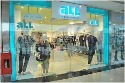 all the plus size store, malad west - shirt retailers in mumbai