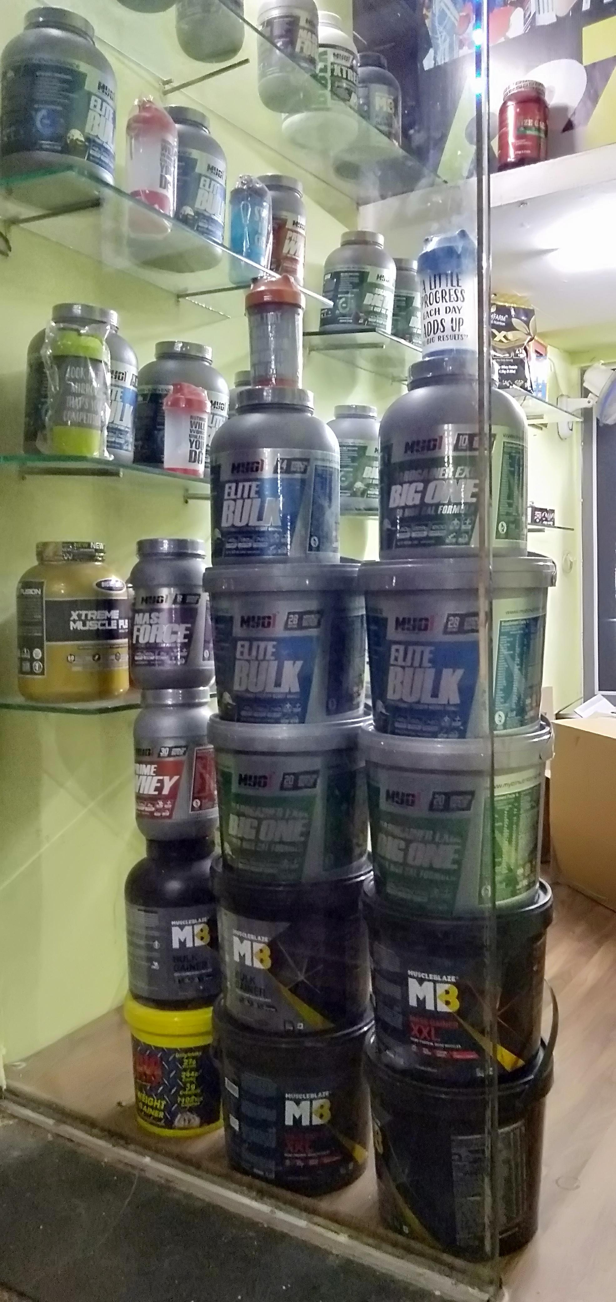 Top Protein Supplement Dealers near Vashi Sector 9, Mumbai - Best