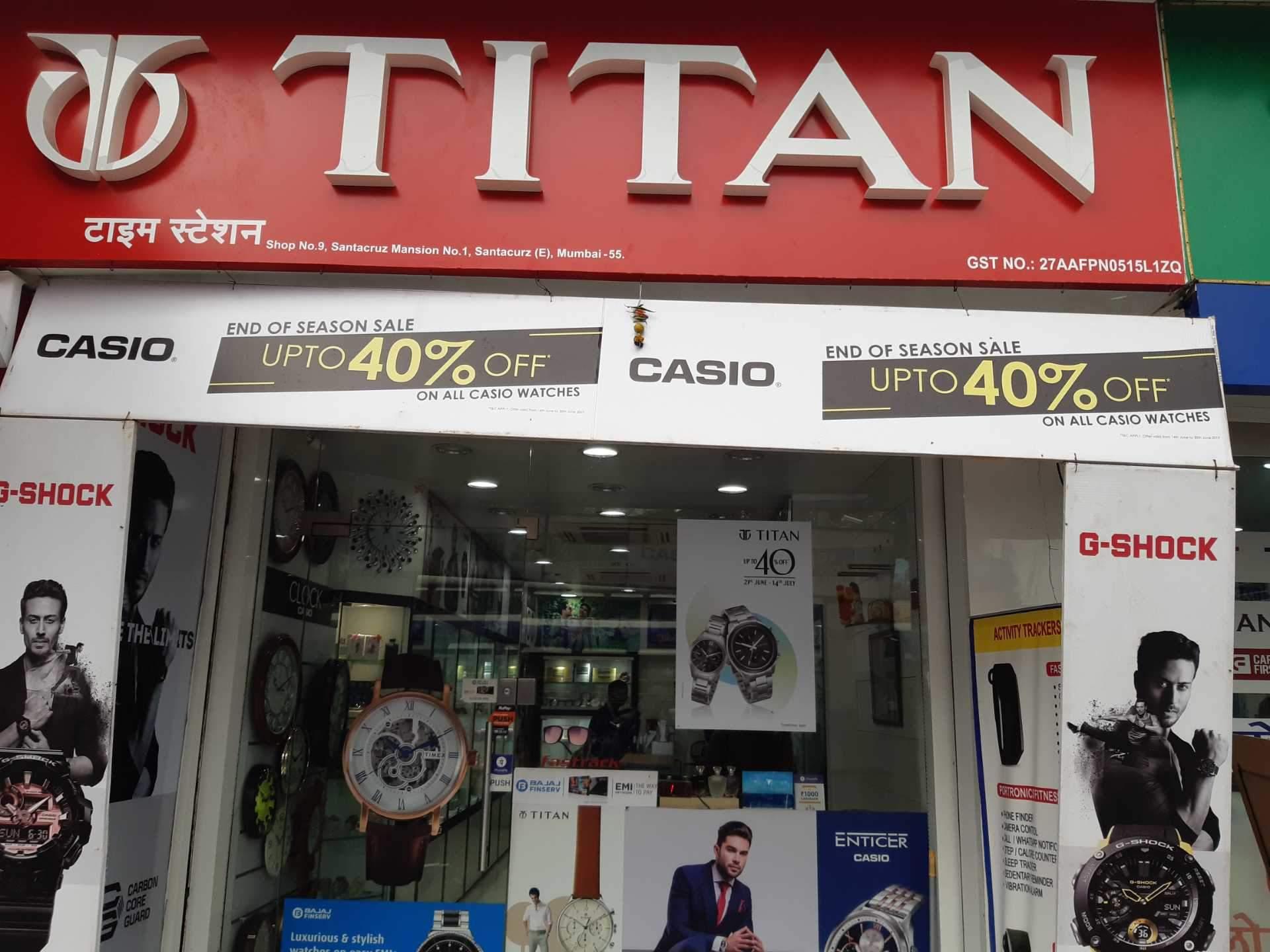 Top Men Sports Wrist Watch Wholesalers in Girgaon, Mumbai