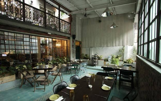 Image result for Pali Village Café, Bandra