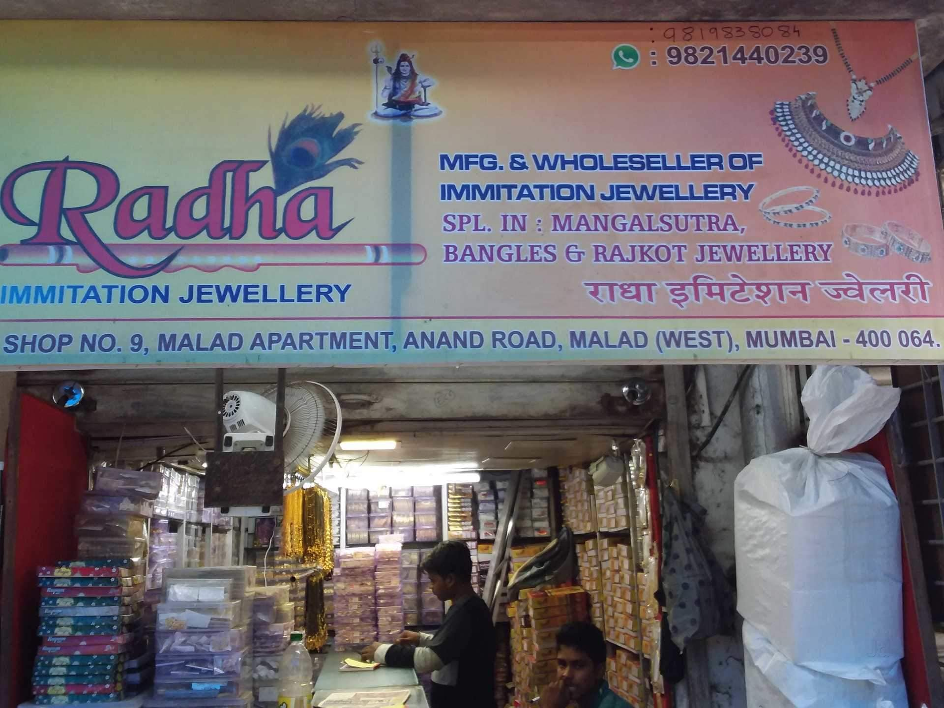 Top 100 Imitation Jewellery Wholesalers in Mumbai - Best Imitation
