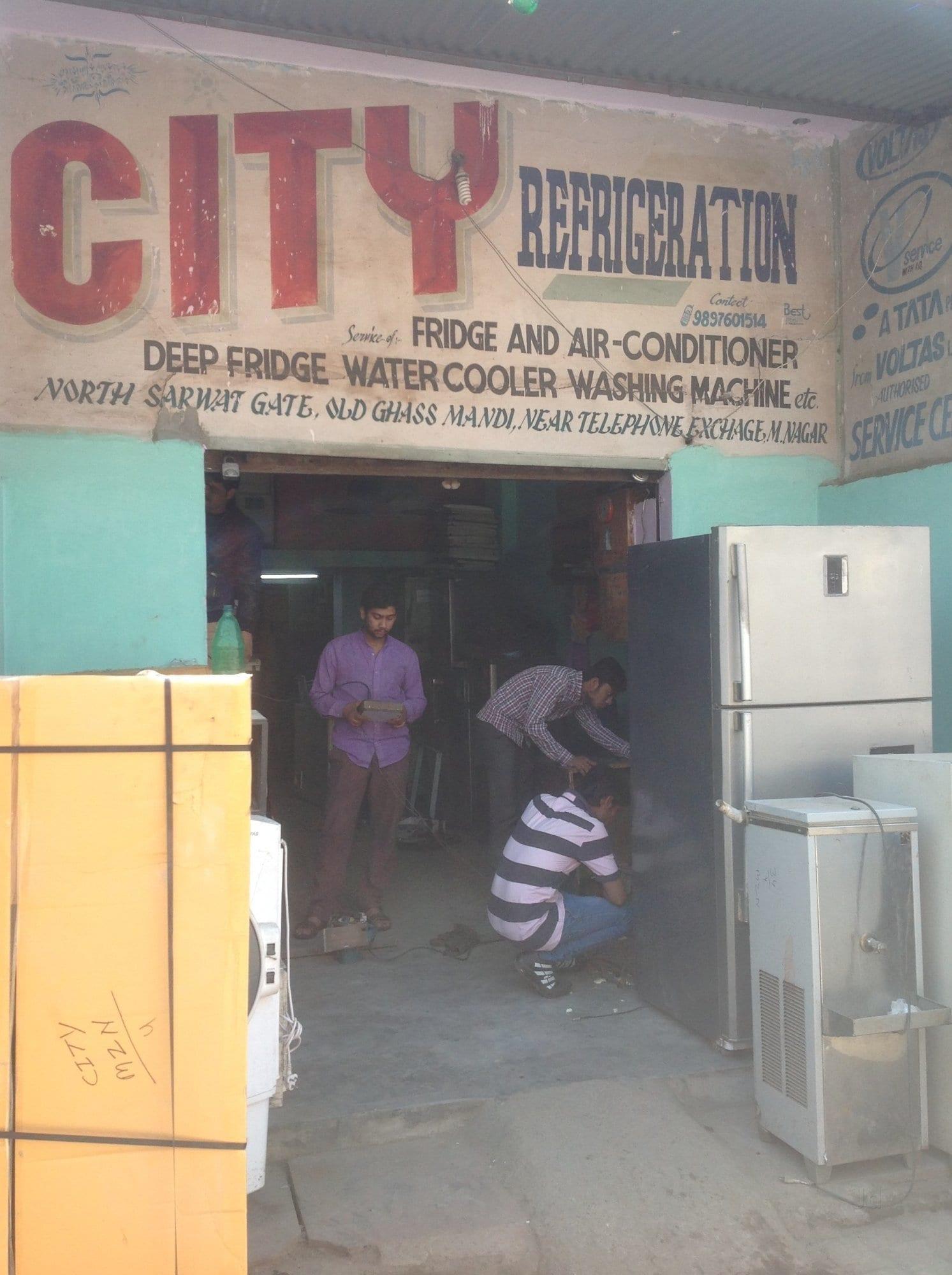 Top 20 Fridge Repair Services in New Mandi, Muzaffarnagar