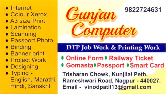 Top 10 Marathi Typing Services in Nagpur - Justdial