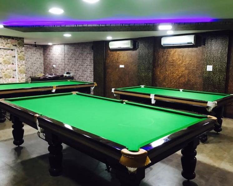 Top 30 Billiard Pool Parlours in Nagpur - Best Snooker Pool