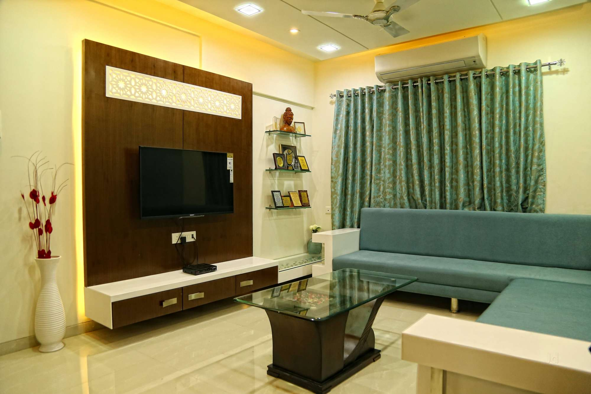 360 Degree Design Photos Byramji Town Nagpur Pictures Images Gallery