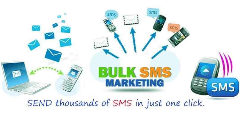 Top 100 Bulk SMS Service in Nashik - Best Bulk SMS Marketing