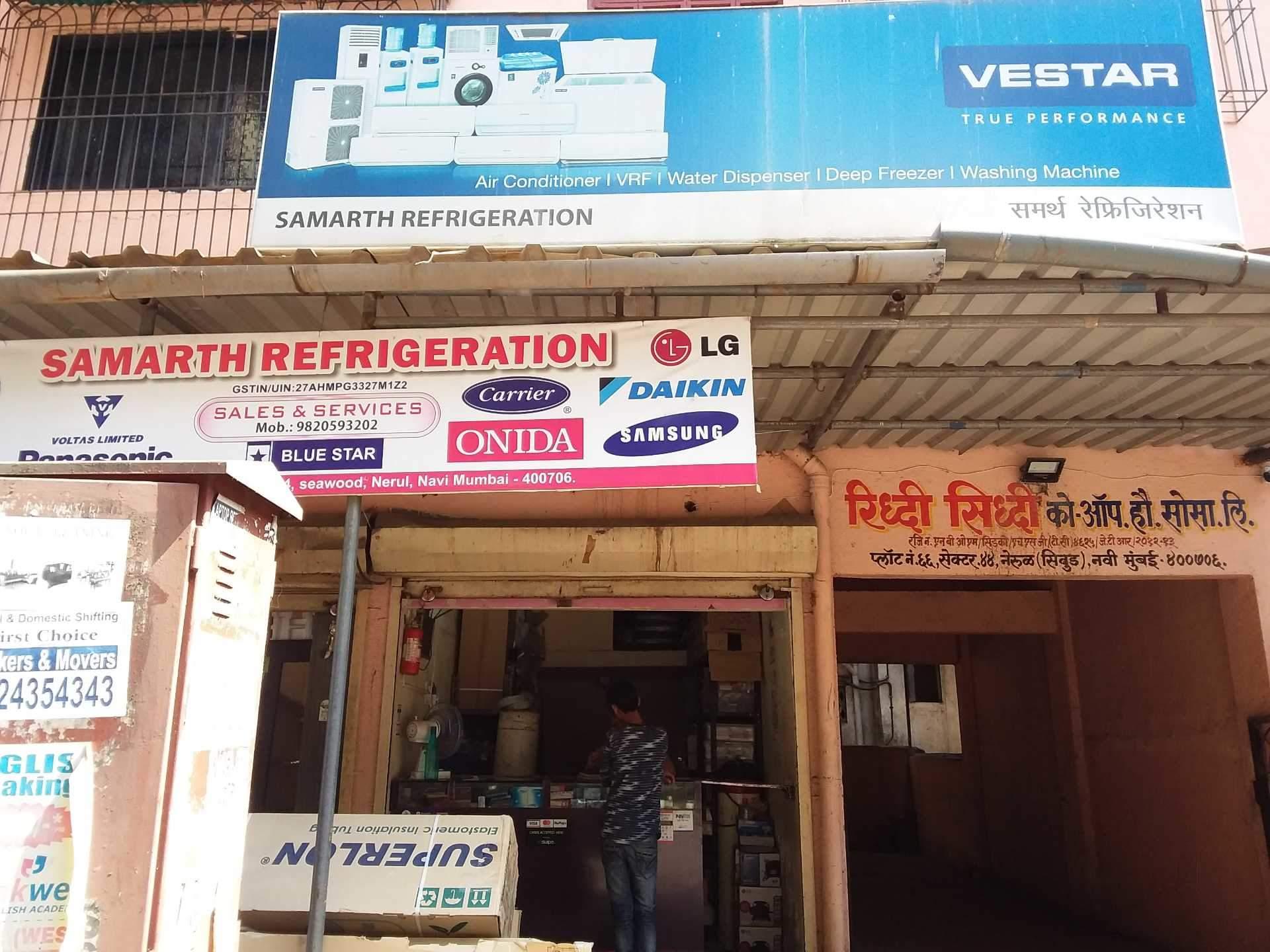 Top 100 AC Installation Services in Kharghar - Best Split AC