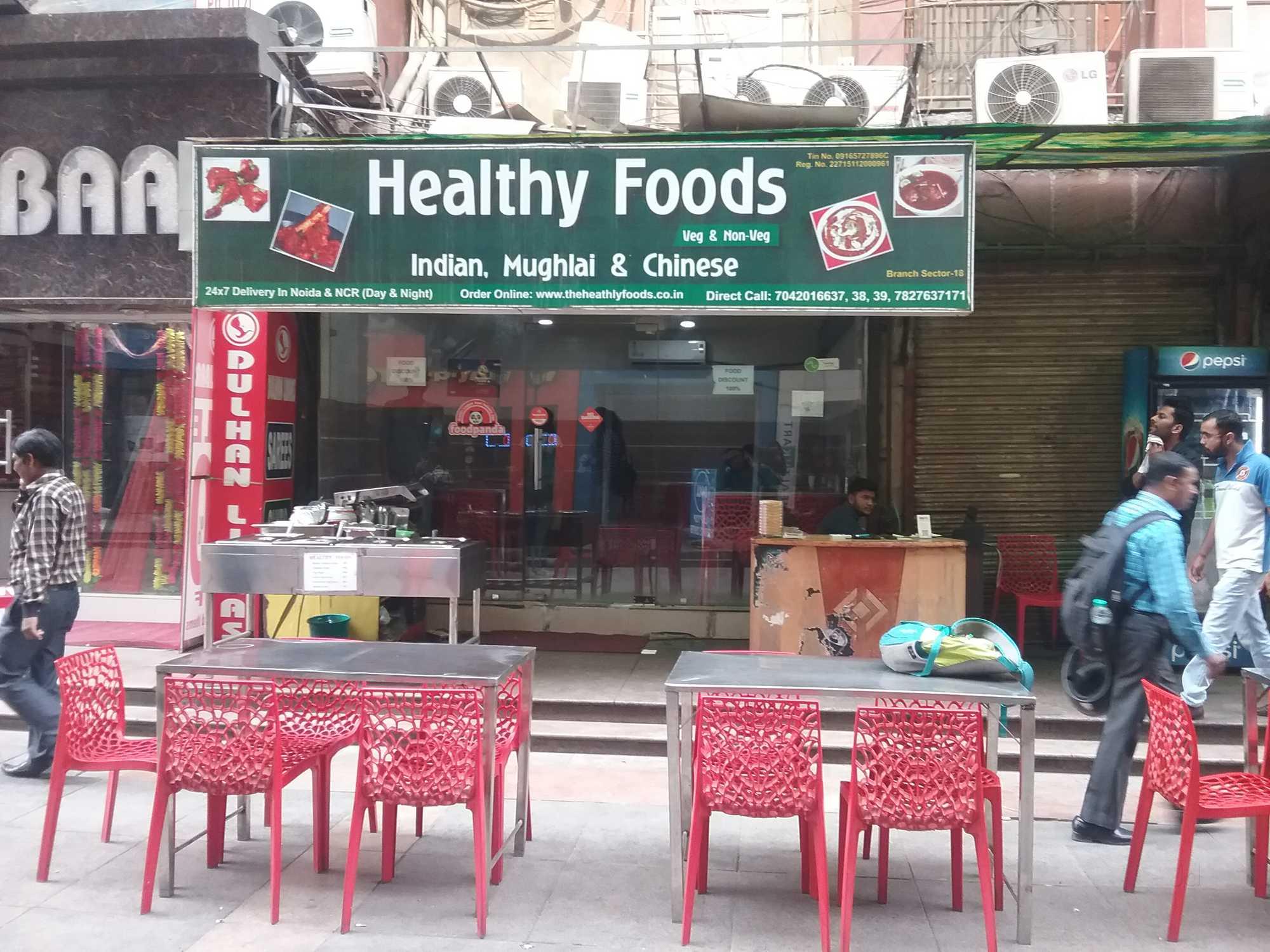 24 Hours Home Delivery Restaurants In Noida Sector 18 Delhi
