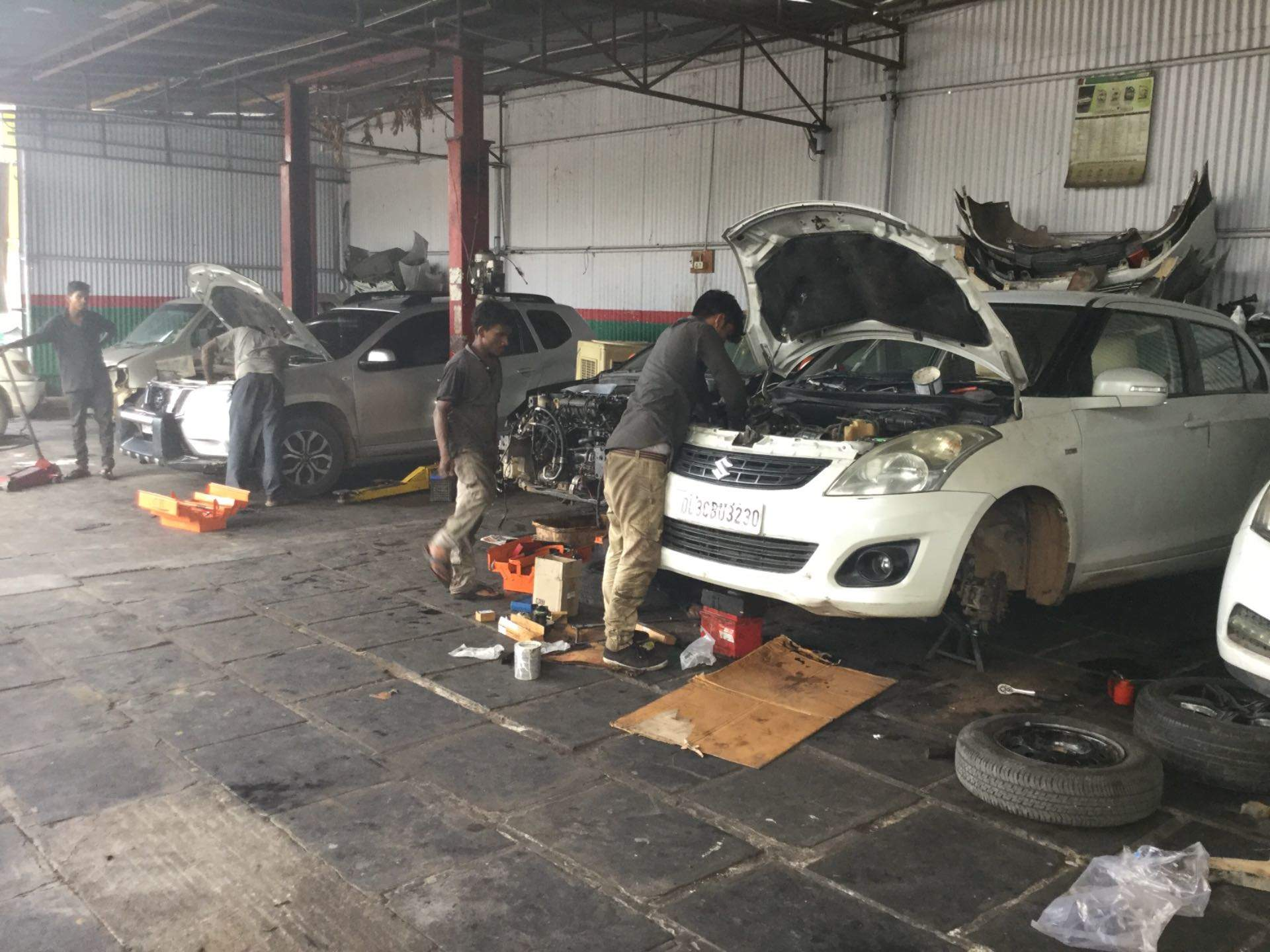 Automotive Repair Shops >> Top 50 Car Repair Services In Ongole Best Car Service