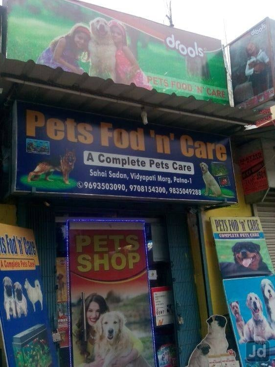 Pets Food N Care, Dak Bunglow Road, Patna - Pet Shops For Dogs - Justdial