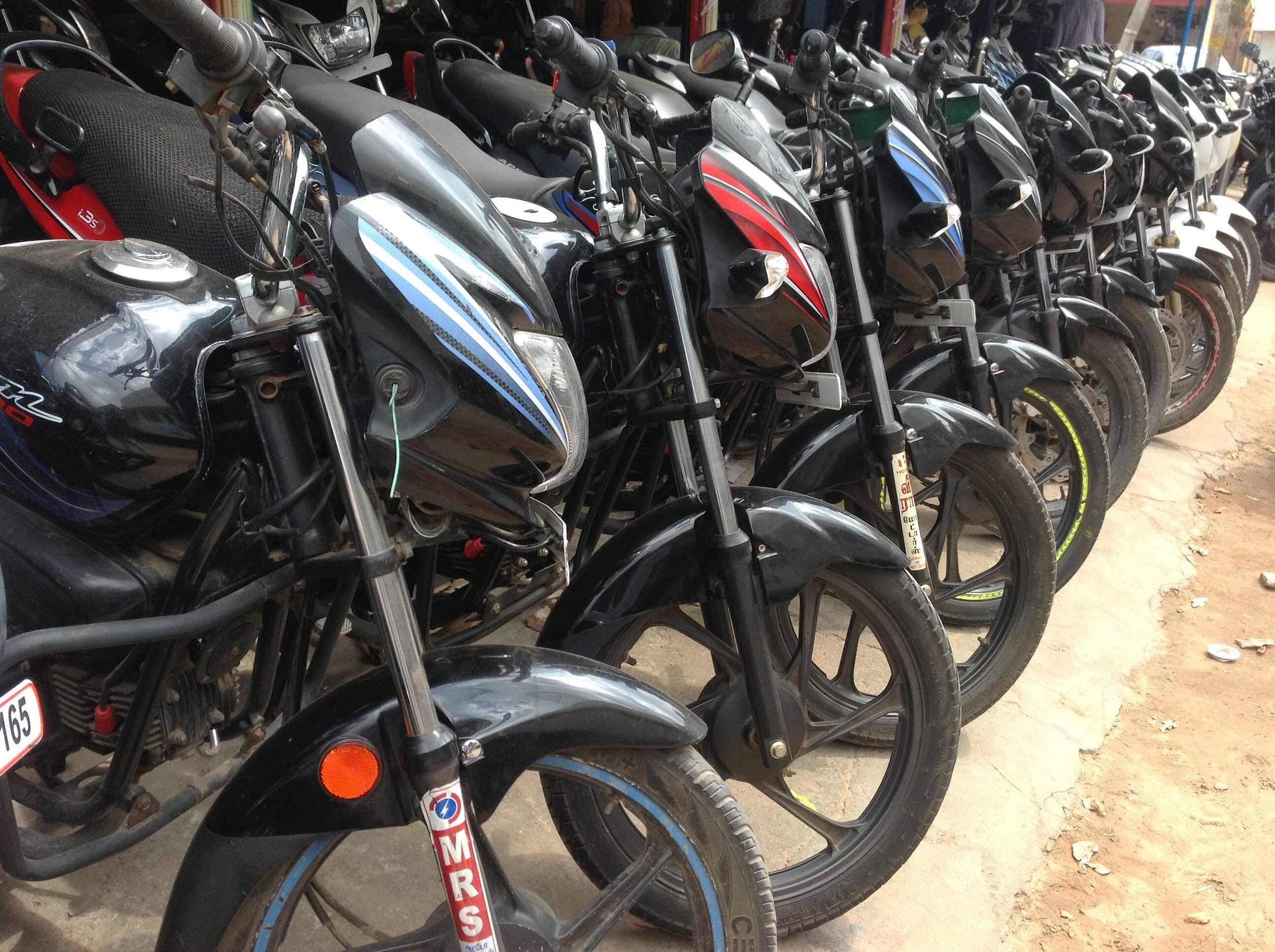 Top 10 Bajaj Showrooms in Manamelkudii - Bajaj Bike Dealers