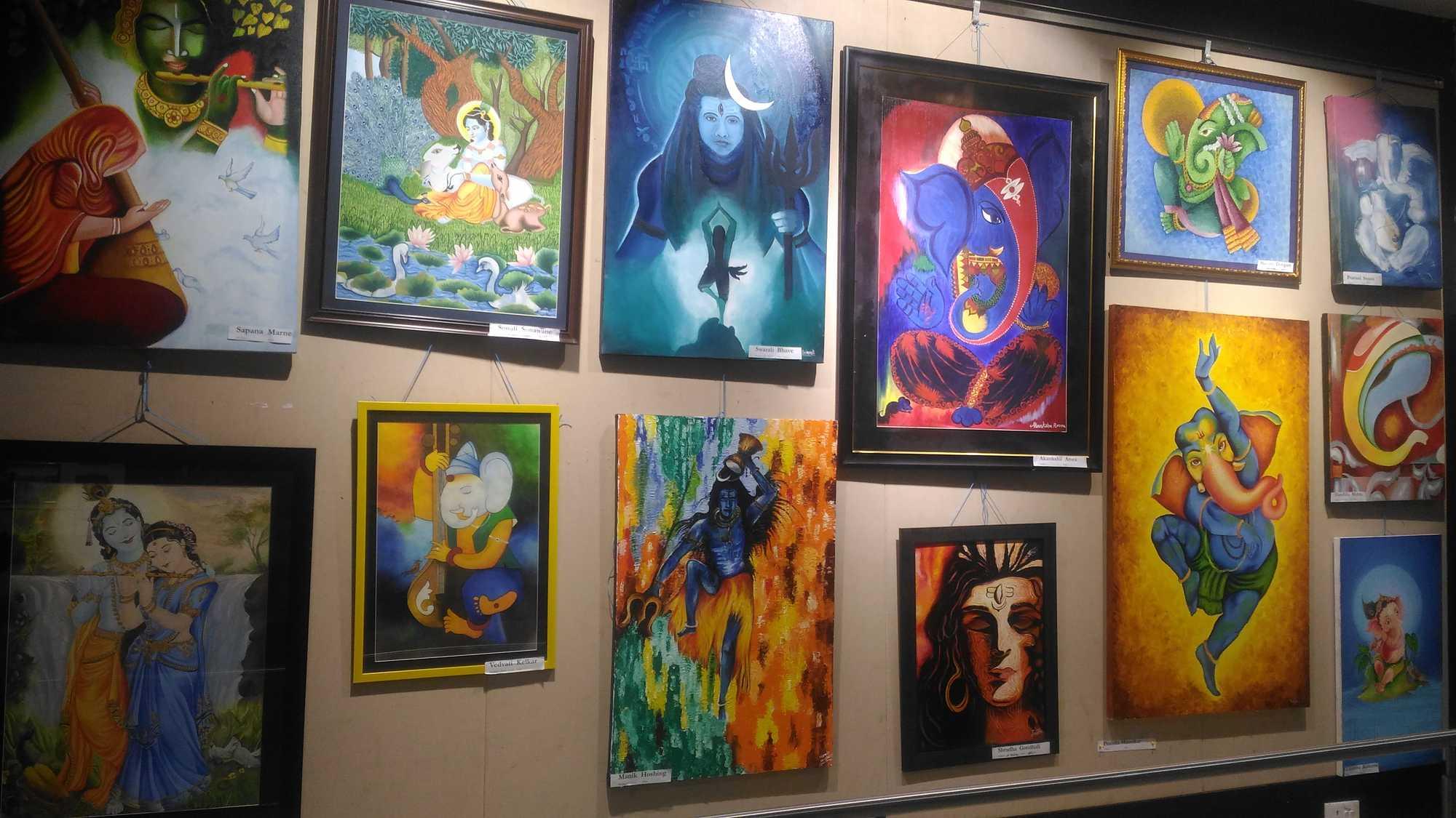 Top 30 Painting Classes in Chandan Nagar-Kharadi, Pune