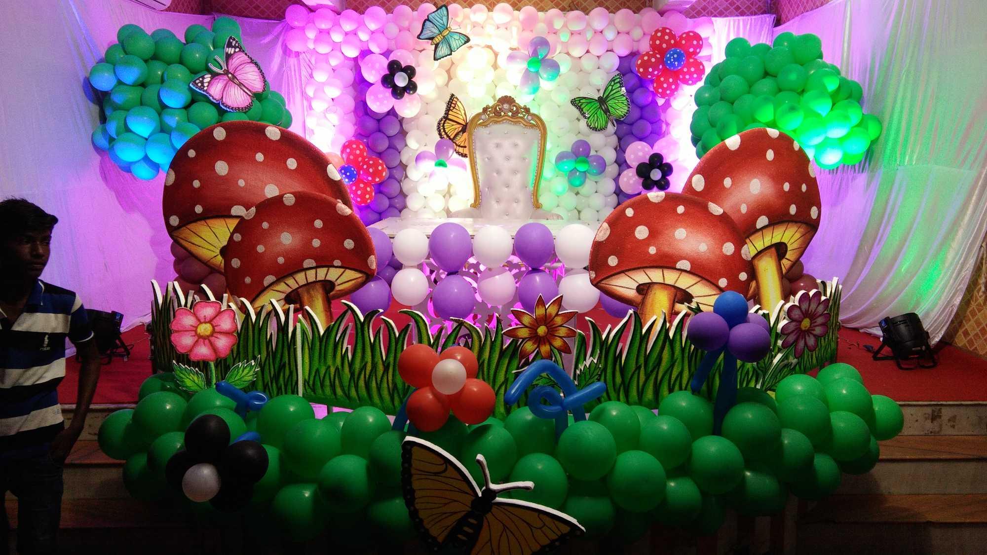 Top Balloon Decorators In Raipur Chhattisgarh
