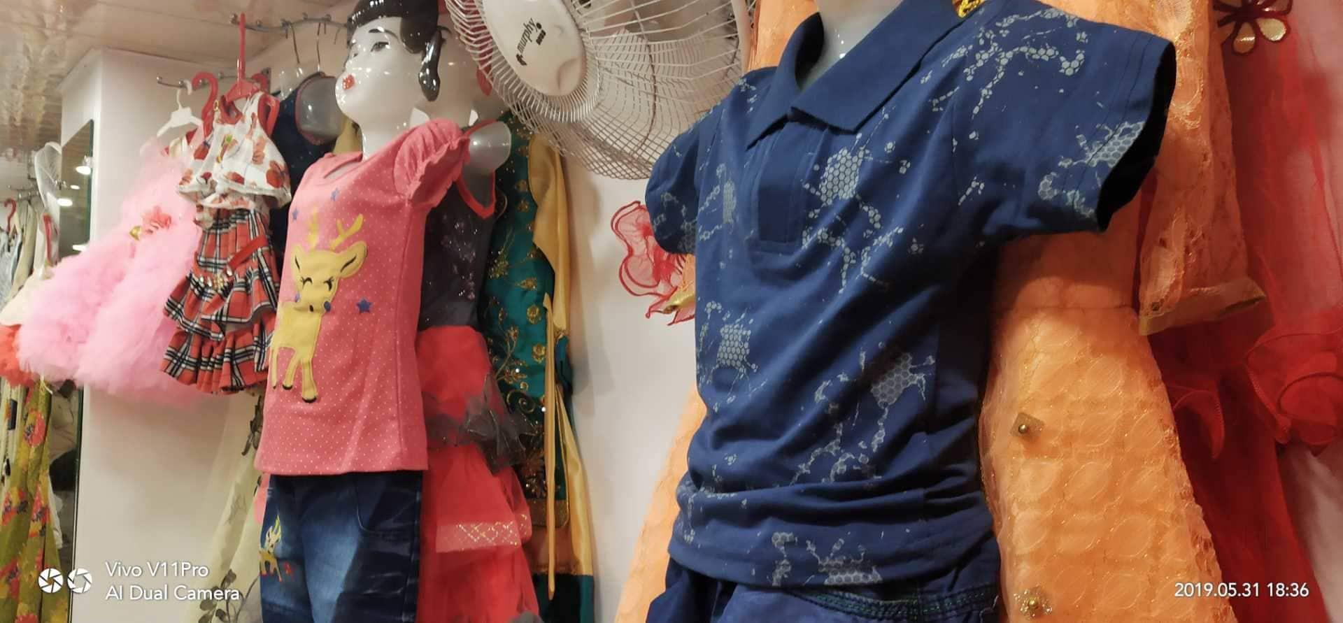 Top Tiny Girl Children Readymade Garment Manufacturers in Satna HO