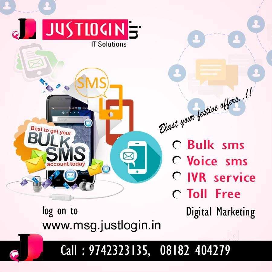 Top Bulk SMS Service in Shankar Mutt Road Shimoga - Best