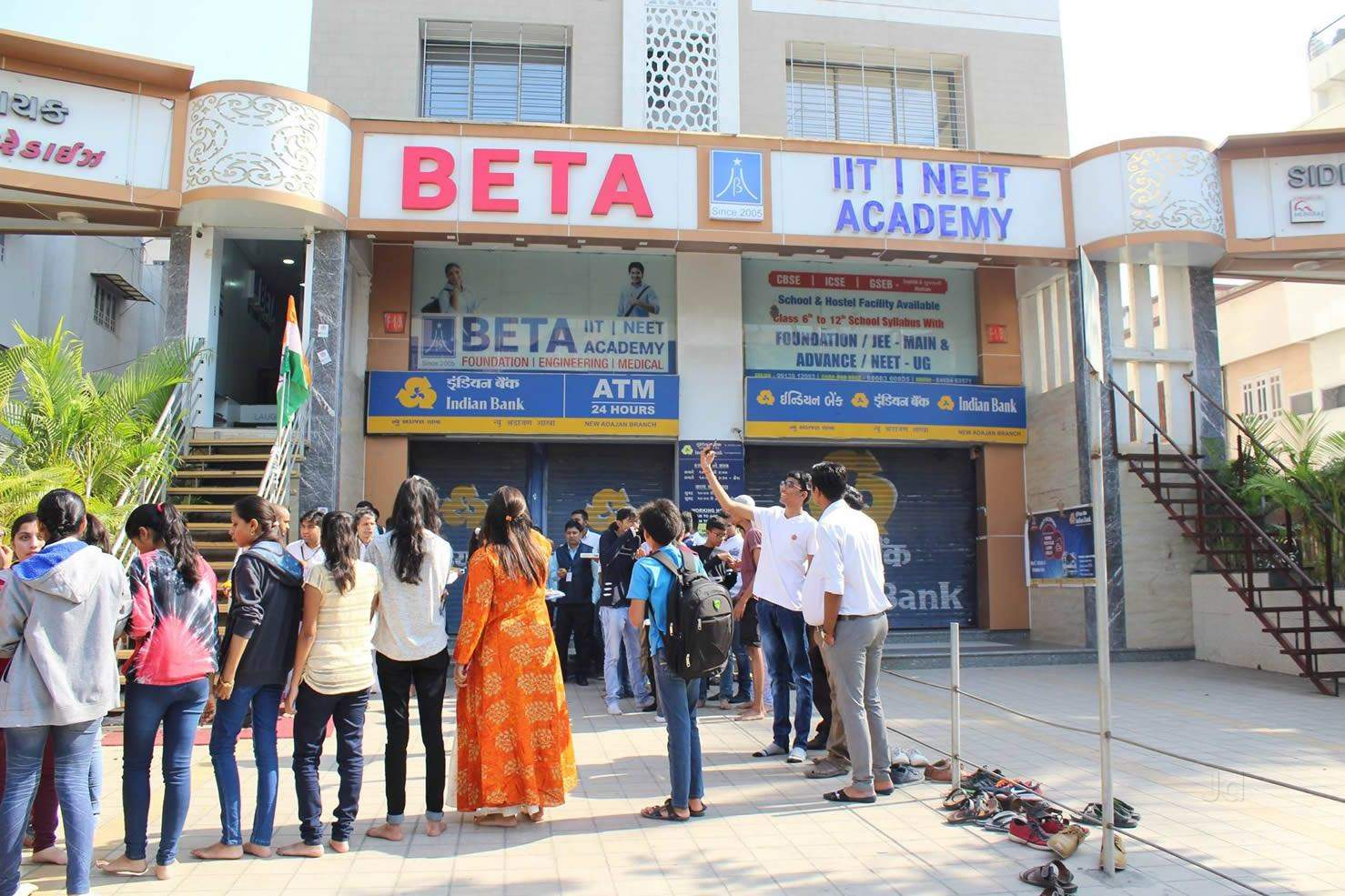 Top Tutorials For Jee in Varachha Road - Best Coaching Classes For