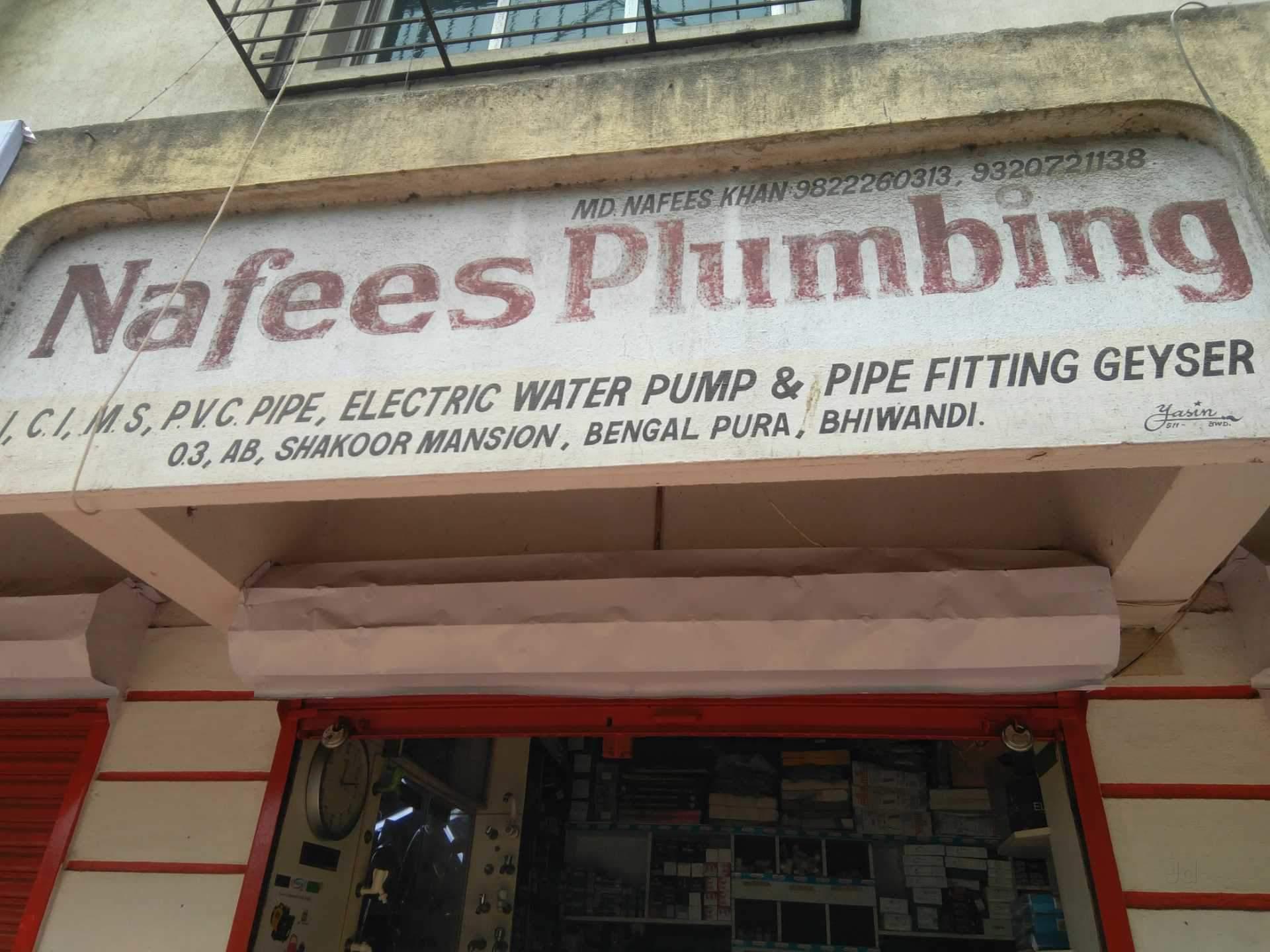 Plumber Sanitaryware Dealers in Anjur Phata, Mumbai - Buy Sanitary