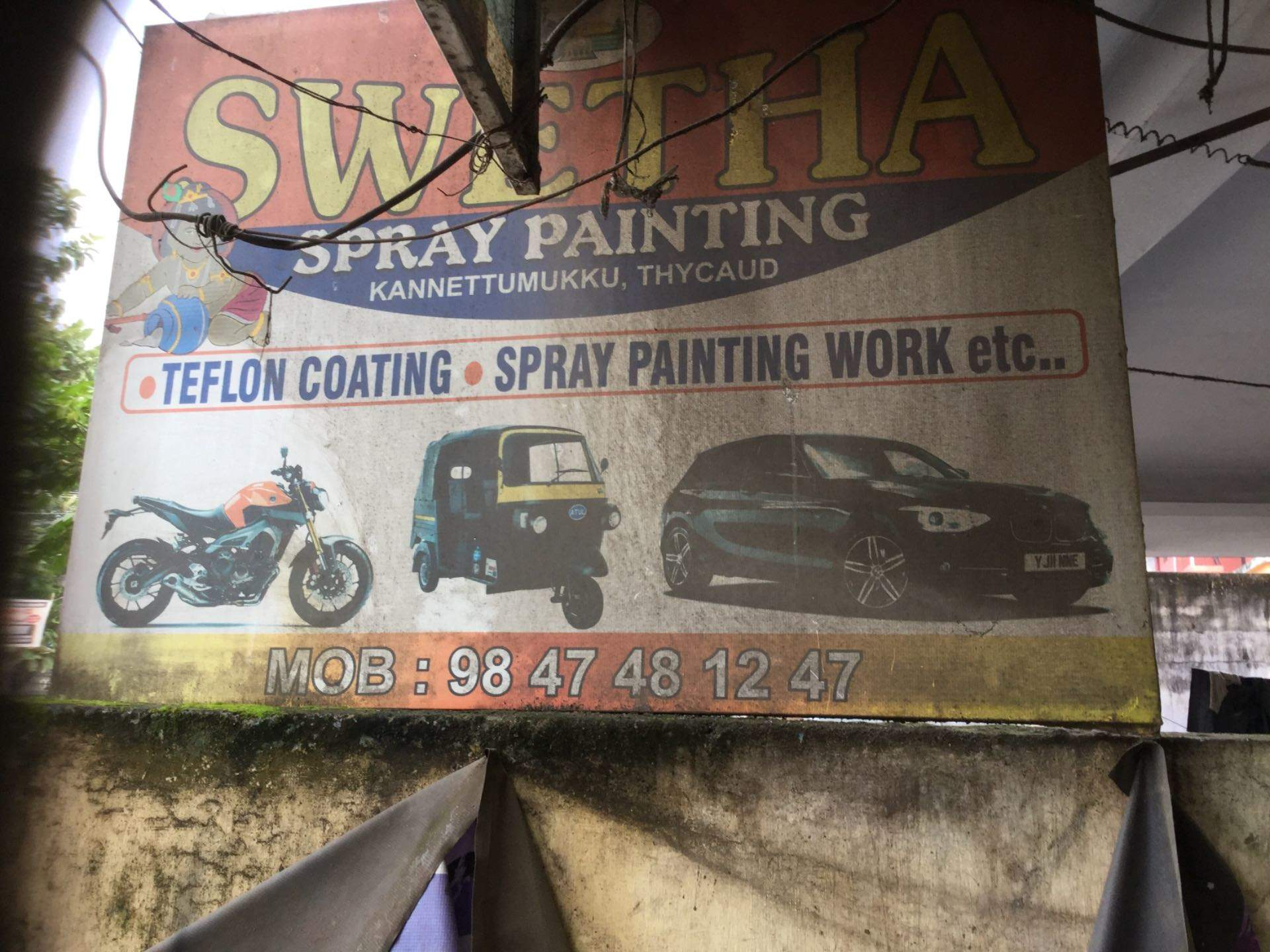 Top Teflon Coating Services For Cars in Vazhuthacaud - Best