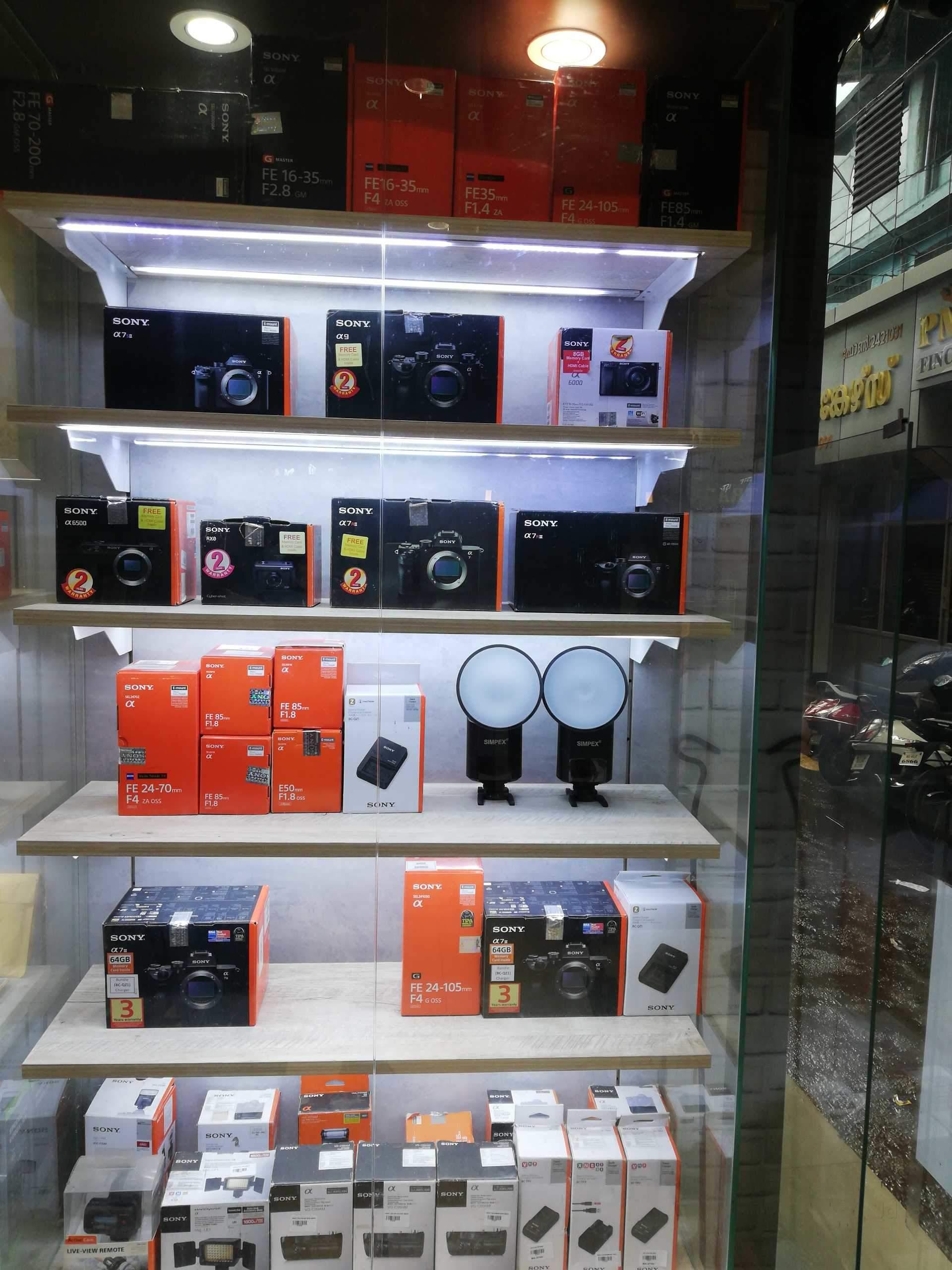 DCRPC120BT DCRTRV250//350//950 Sony VFR37K Neutral Density Filter Kit for MVCFD100//200 CCDTRV118//318
