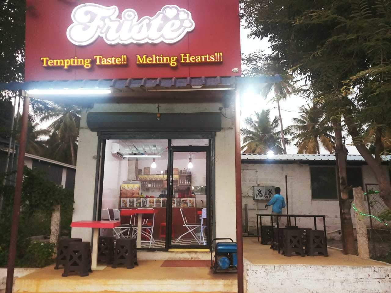 Top Fast Food Home Delivery in Pallipalayam Road