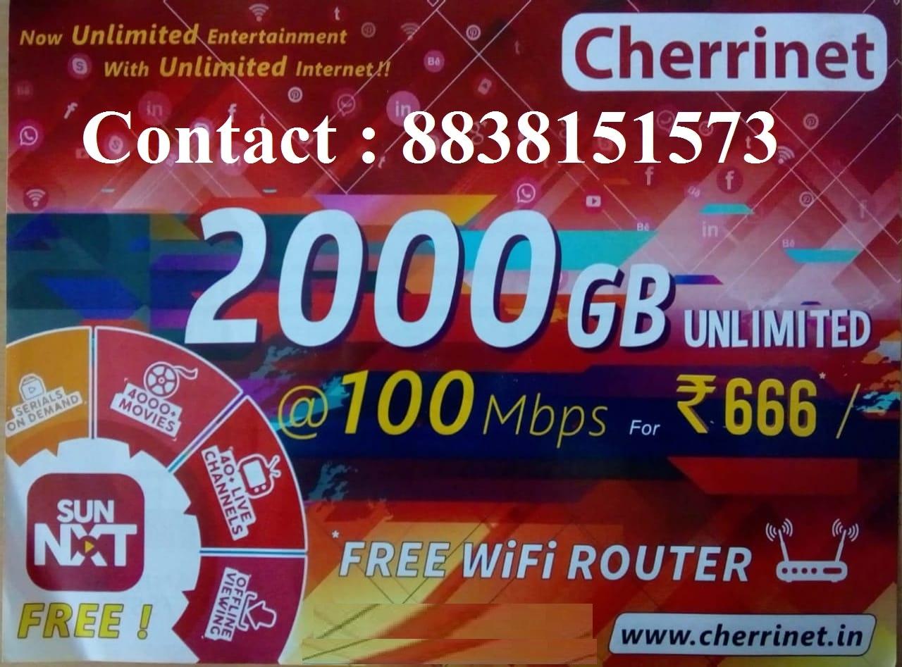 Top 30 Wifi Internet Service Providers in Trichy - Best Wifi