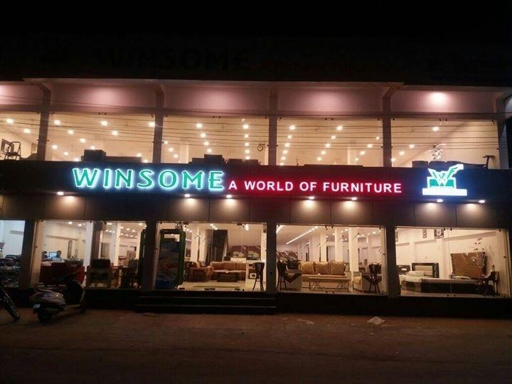Winsome Furniture, Udaipur City, Udaipur Rajasthan   Furniture Dealers    Justdial