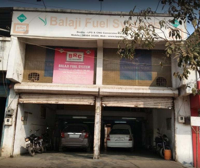 Top 10 Landi Renzo Cng Conversion Kit Dealers in Vadodara