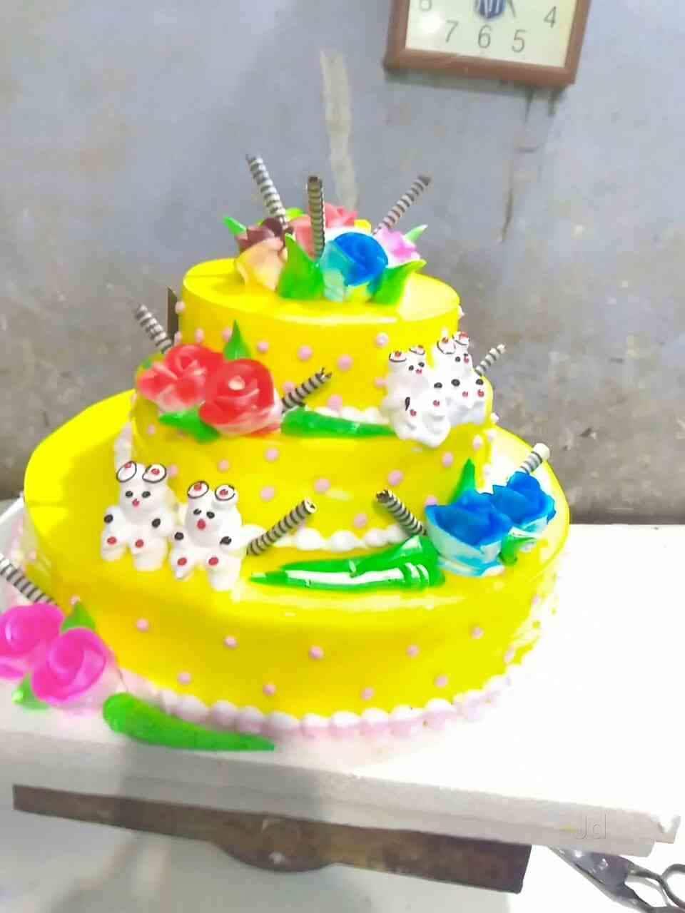 Top 8 Cake Delivery Services In Pandeypur Varanasi