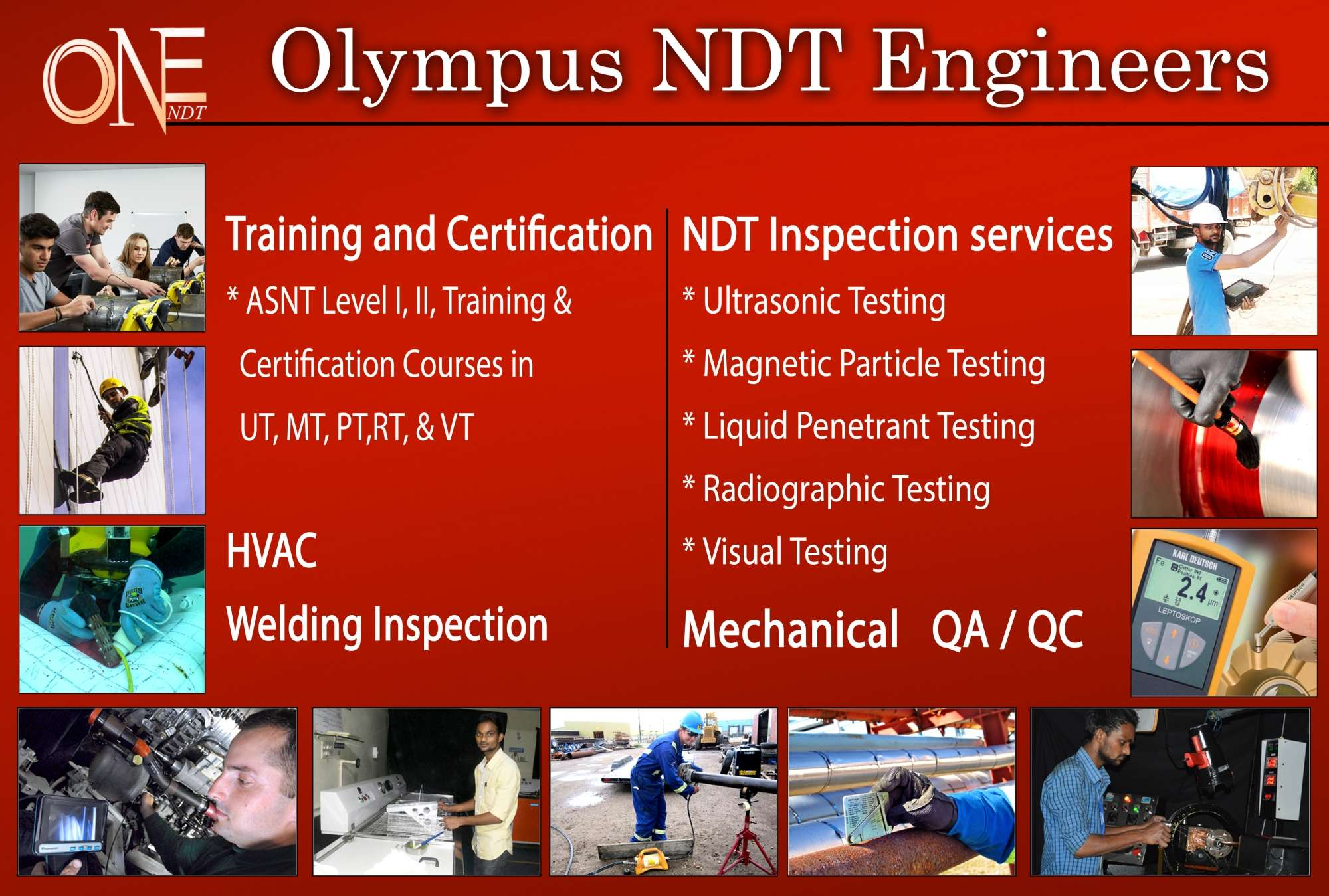 Top 20 NDT Training Courses in Gajuwaka - Best NDT Training