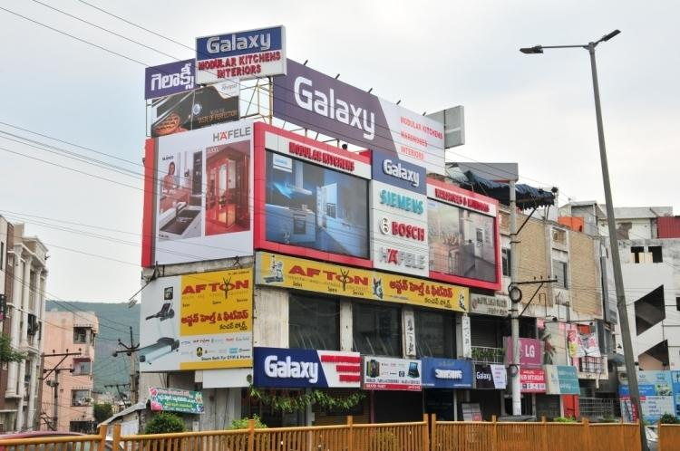 Galaxy Kitchens, Resapuvanipalem, Visakhapatnam   Home Appliance Dealers    Justdial
