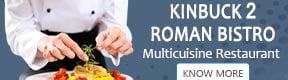 Kinbuck2 Roman Bistro