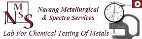 Narang Metallurgical & Spectro Services