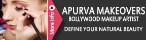 Apurva Makeovers Bollywood Makeup Artist
