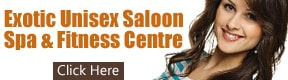 Exotic Unisex Saloon Spa & Fitness Centre