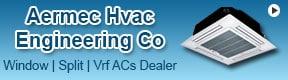Aermec Hvac Engineering Co