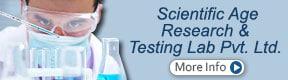 Scientific Age Research & Testing Lab Pvt Ltd