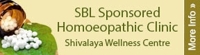 SBL SPONSORED HOMEOPATHIC CLINIC SHIVALAYA WELLNESS CENTRE