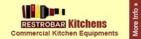 Restrobar Kitchens