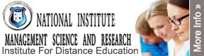 National Institute Of Management Science & Research