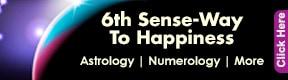 6th Sense-Way To Happiness