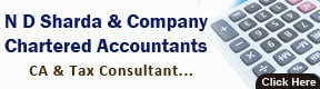 N D Sharda & Company Chartered Accountants