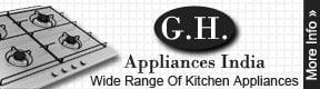 G H Appliances India