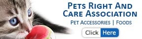 Pets Right And Care Association
