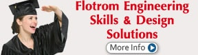Flotrom Engineering Skills & Design Solutions.