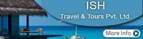 Ish Travel & Tours Pvt Ltd