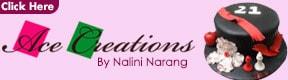 Ace Creations By Nalini Narang