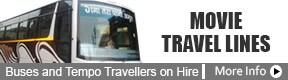 Movie Travel Lines