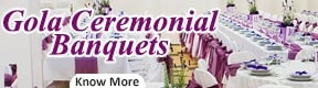 Gola Ceremonial Banquets