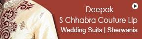 Deepak S Chhabra Couture Llp