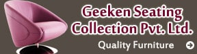 Geeken Seating Collection Pvt Ltd